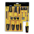 Dewalt DWHT62513 10-Piece Screwdriver Set image number 1