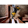 Dewalt DCS369B ATOMIC 20V MAX Lithium-Ion One-Handed Cordless Reciprocating Saw (Tool Only) image number 4