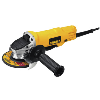Dewalt DWE4012 7 Amp 4.5 in. Small Angle Grinder with Paddle Switch image number 2