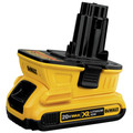 Dewalt DCA1820 20V MAX Lithium-Ion Battery Adapter for 18V Cordless Tools image number 1