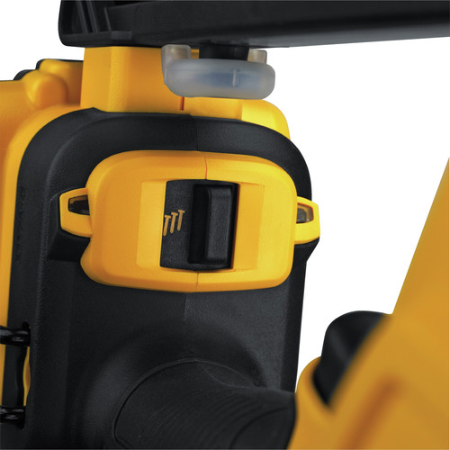 Dewalt DCN660D1 20V MAX 2.0 Ah Cordless Lithium-Ion 16 Gauge 2-1/2 in. 20 Degree Angled Finish Nailer Kit image number 8