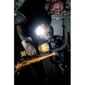 Dewalt DCG414T1 FlexVolt 60V MAX Cordless Lithium-Ion 4-1/2 in. - 6 in. Grinder with Battery image number 16