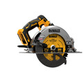 Dewalt DCS573B 20V MAX Brushless Lithium-Ion 7-1/4 in. Cordless Circular Saw with FLEXVOLT ADVANTAGE (Tool Only) image number 4