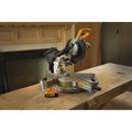 Factory Reconditioned Dewalt DCS361M1R 20V MAX Cordless Lithium-Ion 7-1/4 in. Sliding Compound Miter Saw Kit image number 13