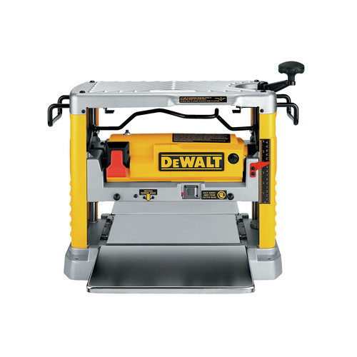 Dewalt DW734 12-1/2 in. Thickness Planer image number 0