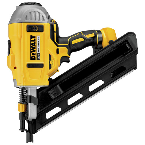 Factory Reconditioned Dewalt DCN692BR 20V MAX Brushless Cordless Lithium-Ion Framing Nailer (Tool Only) image number 0