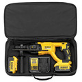 Dewalt DCH133M2 20V MAX XR Cordless Lithium-Ion 1 in. D-Handle SDS-Plus Rotary Hammer Kit image number 5