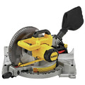 Dewalt DWS713 15 Amp 10 in. Single Bevel Compound Miter Saw image number 2