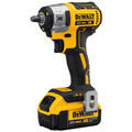 Dewalt DCF890M2 20V MAX XR Cordless Lithium-Ion 3/8 in. Compact Impact Wrench Kit image number 1