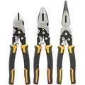 Dewalt DWHT70485 Compound Pliers (3-Pack)