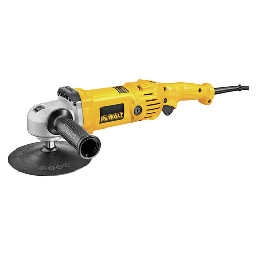 Dewalt DWP849 12 Amp 7 in./9 in. Electronic Variable Speed Polisher image number 0