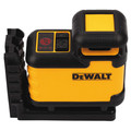 Dewalt DW03601 360-Degrees Red Beam Cross Line Laser image number 4