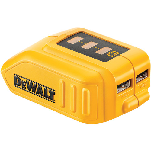 Dewalt DCB090 12V/20V MAX USB Lithium-Ion Power Source image number 0