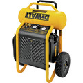 Dewalt D55146 1.6 HP 4.5 Gallon Oil-Free Wheeled Portable Air Compressor image number 4