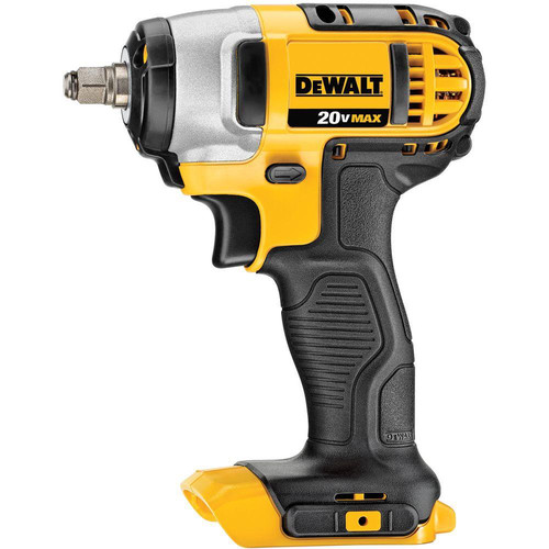 Dewalt DCF883B 20V MAX Cordless Lithium-Ion 3/8 in. Impact Wrench with Hog Ring (Tool Only)