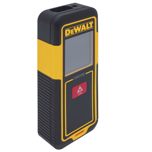 Dewalt DW055E 55 ft. Laser Distance Measurer image number 2