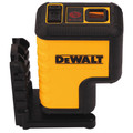 Dewalt DW08302 Red 3 Spot Laser Level (Tool Only) image number 0