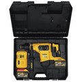 Dewalt DCH481X2 60V MAX FlexVolt 1-9/16 in. SDS-Max Combination Hammer Kit image number 3