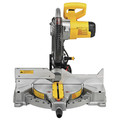 Factory Reconditioned Dewalt DWS715R 15 Amp Single Bevel Compound 12 in. Miter Saw image number 2