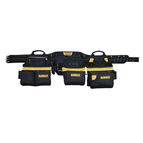 Dewalt DG5650 31-Pocket Professional Carpenter's Combo Tool Belt