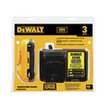 Dewalt DCB230C 20V MAX 3 Ah Lithium-Ion Compact Battery and Charger Starter Kit image number 1