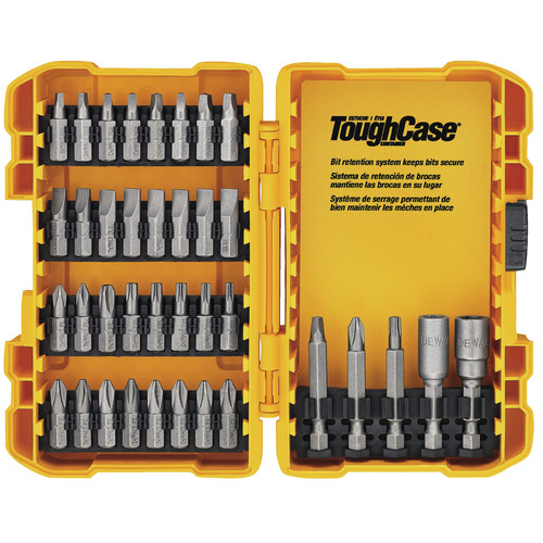 Dewalt DWA2FTS100 100 Pc Screwdriving and Drilling Set image number 3