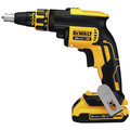 Factory Reconditioned Dewalt DCF620D2R 20V MAX XR Cordless Lithium-Ion Brushless Drywall Screwgun Kit image number 2