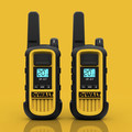 Dewalt DXFRS800 2 Watt Heavy Duty Walkie Talkies (Pair) image number 8