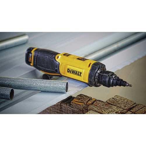 Factory Reconditioned Dewalt DCF681N2R 8V MAX Gyroscopic Screwdriver With Conduit Reamer image number 1