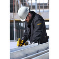 Dewalt DCHJ072B-3X 20V MAX Li-Ion G2 Soft Shell Heated Work Jacket (Jacket Only) - 3XL image number 2