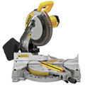 Dewalt DWS713 15 Amp 10 in. Single Bevel Compound Miter Saw image number 0