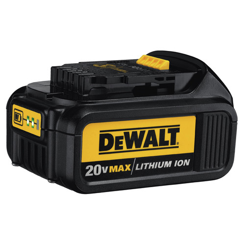 Dewalt DCB200C 20V MAX 3 Ah Lithium-Ion Battery and Charger Kit image number 1