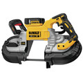 Dewalt DCS376P2 20V MAX 5 in. Dual Switch Band Saw Kit image number 1