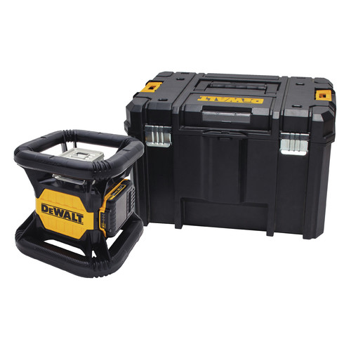 Dewalt DW079LG 20V MAX Cordless Lithium-Ion Tough Green Rotary Laser Kit image number 3