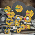 Dewalt DW4514 4-1/2 in. x 1/4 in. A24R High Performance Metal Grinding Abrasive image number 1