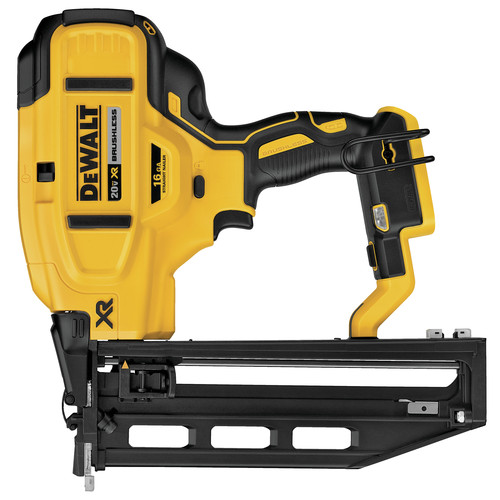 Dewalt DCN662B 20V MAX XR 16 Ga. Cordless Straight Finish Nailer (Tool Only) image number 0