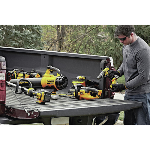 Factory Reconditioned Dewalt DCBL720P1R 20V MAX 5.0 Ah Cordless Lithium-Ion Brushless Blower image number 4