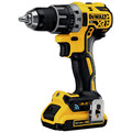 Factory Reconditioned Dewalt DCD792D2R 20V MAX XR Brushless Lithium-Ion 1/2 in. Cordless Compact Drill Driver Kit with Tool Connect (2 Ah) image number 2