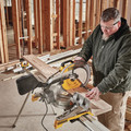 Factory Reconditioned Dewalt DWS715R 15 Amp Single Bevel Compound 12 in. Miter Saw image number 10