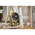 Dewalt DCE511B-DCB240-BNDL 20V MAX Cordless Lithium-Ion / Corded Jobsite Fan and 4 Ah Compact Lithium-Ion Battery image number 9