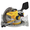 Factory Reconditioned Dewalt DWS715R 15 Amp Single Bevel Compound 12 in. Miter Saw image number 3