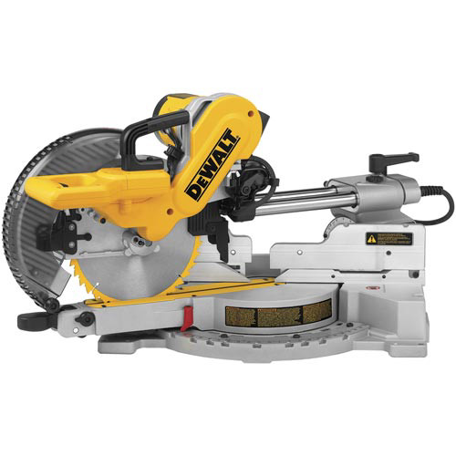 Factory Reconditioned Dewalt DW717R 10 in. Double Bevel Sliding Compound Miter Saw image number 2