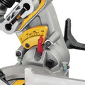 Factory Reconditioned Dewalt DCS361M1R 20V MAX Cordless Lithium-Ion 7-1/4 in. Sliding Compound Miter Saw Kit image number 10