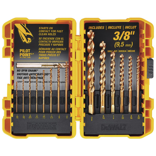 Dewalt DWA2FTS100 100 Pc Screwdriving and Drilling Set image number 4