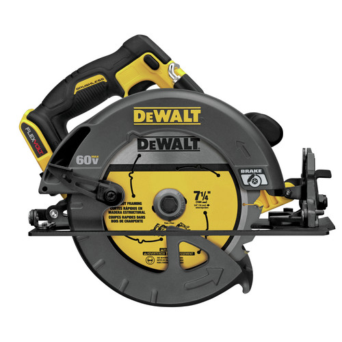 Dewalt DCS575B FlexVolt 60V MAX Cordless Lithium-Ion 7-1/4 in. Circular Saw (Tool Only)