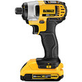 Factory Reconditioned Dewalt DCK421D2R 20V MAX Cordless Lithium-Ion 4-Tool Combo Kit image number 2