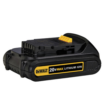 Factory Reconditioned Dewalt DCD780C2R 20V MAX Lithium-Ion Compact 1/2 in. Cordless Drill Driver Kit (1.5 Ah) image number 3