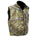 Dewalt DCHV085BD1-XL Realtree Xtra Heated Fleece Vest Kit - XL, Camo image number 1