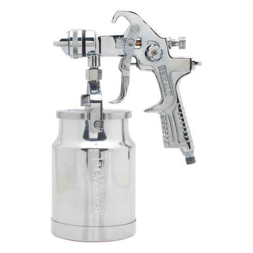 Dewalt DWMT70779 Siphon Air Spray Gun with 1,000cc Cup image number 0