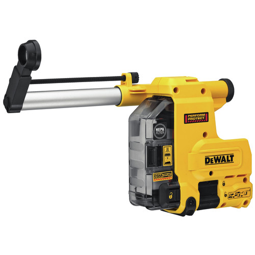 Dewalt DWH304DH Onboard Dust Extractor for 1-1/8 in. SDS Plus Hammers image number 0